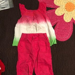 Children's Place Matching Sets - Outfit